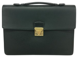 Louis Vuitton Lv Taiga Briefcase Serviette Kourad Laptop Bag
