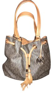 Michael Kors Collection Tote in Dark Brown