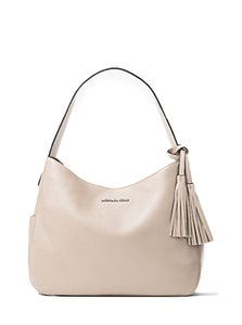MICHAEL Michael Kors Ashbury Ultra Soft Venus Leather Shoulder Bag
