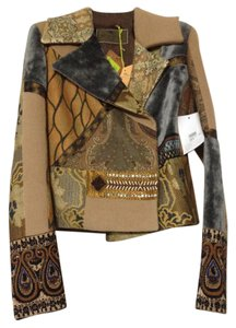 Etro Motorcycle Jacket