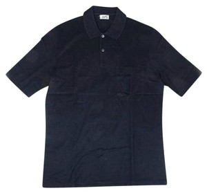 Hermès T Shirt Black