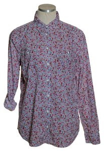 Sonoma Button Down Shirt Multi-color