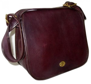 Coach Stewardess Shoulder Bag