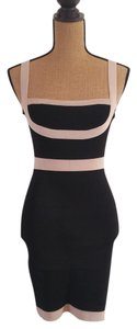 bebe Bodycon Bandage Night Out Party Stretchy Dress