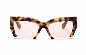 Miu Miu NEW Women's Rasoir Semi-Rimless Sunglasses, SMU 110