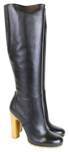Gucci Stivale Pelle Luxor Tall Knee 323548 Boots