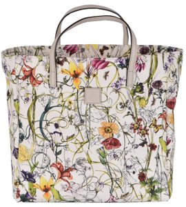 Gucci Handbag Tote in Floral