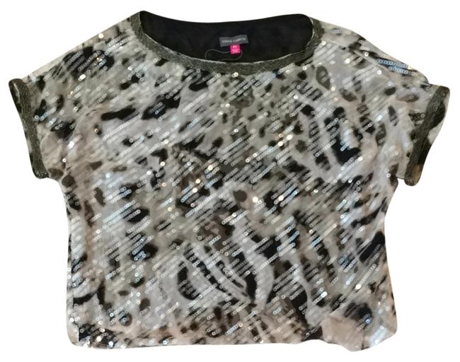 Preload https://item1.tradesy.com/images/vince-camuto-taupe-black-multi-blouse-size-petite-6-s-2045125-0-0.jpg?width=400&height=650