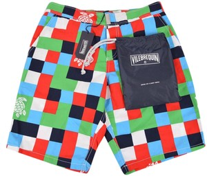 Vilebrequin Board Board Shorts Multi-Color