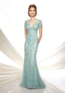 Light Teal 116d32 Dress