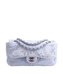 Chanel Swarovski Cc Shoulder Bag