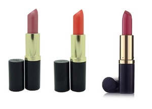 Este Lauder New Pure Color Long Lasting shimmer Lipstick set