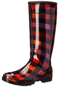 Dirty Laundry Rain Hunter Rain MULTI Boots