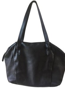 Foley + Corinna Satchel in Black