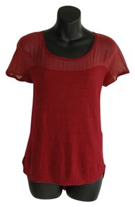 Sandro Top red