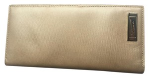 Tumi Seurat leather credit card case