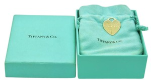 Tiffany & Co. Tiffany & Co Please Return to Tiffany Heart Tag 18K Gold Charm/Pendant