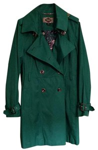 Green Envy Raincoat