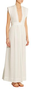 White Maxi Dress by Isabel Marant Helmut Lang