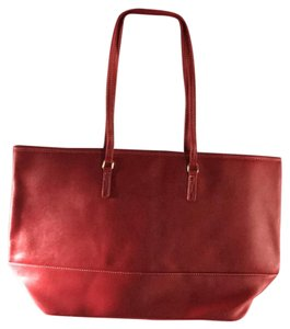 Avon Tote in Red