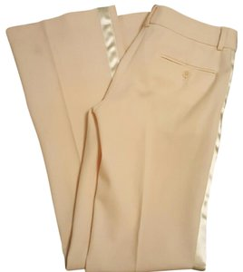 Theory Flare Pants Cream