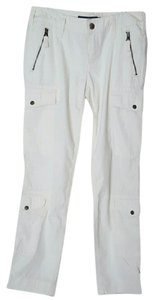 Ralph Lauren Sporty Cargo Pants Cream