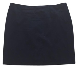 Ellen Tracy Plus Short Skirt black