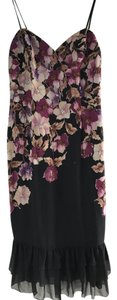 Adrianna Papell Evening Beaded Coctail Dress