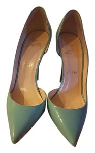 Christian Louboutin Aquamarine Pumps