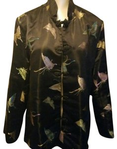 Other black butterflies Blazer