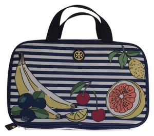 Tory Burch NEW!!! FRUIT STRIPE COSMETIC BAG