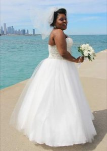 Terani Couture Glamour Wedding Dress