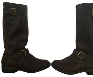American Eagle Outfitters Distressed brown Boots