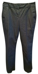 Talbots Trouser Pants Navy Blue Denim Trouser