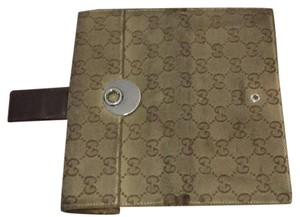 Gucci checkbook wallet