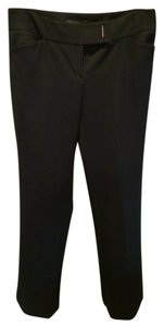 White House | Black Market Trouser Pants Black