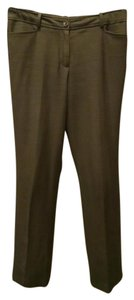 Talbots Trouser Pants Olive Green
