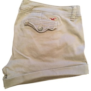 Hollister Mini/Short Shorts Grey/Green