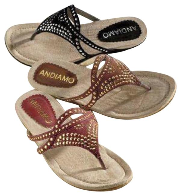 Item - Sandals Size US 6 Wide (C, D)