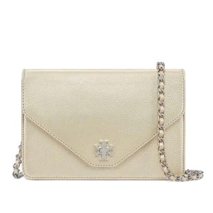Tory Burch Gold/Silver Clutch