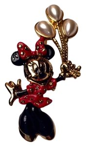 Disney Minnie Mouse with Balloons