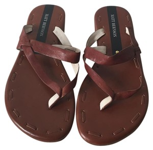 Matt Bernson Bourbon (Light Brown) Sandals