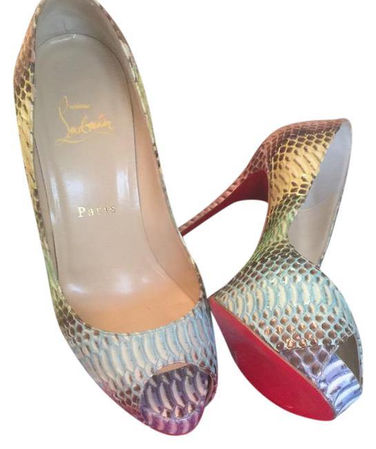 Item - Red Sole Protector. Pumps Size US 8 Wide (C, D)
