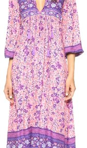 purple, pink Maxi Dress by Spell designs