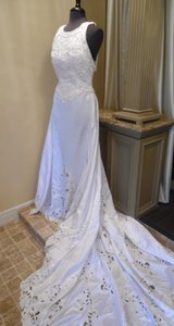 Demetrios Continetal Wedding Dress