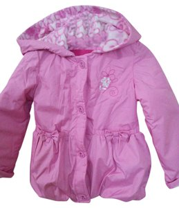 London Fog Light Pink Jacket