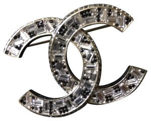Chanel Dubai crystal brooch
