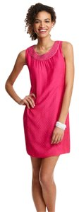 Vineyard Vines short dress pink on Tradesy