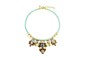 J.Crew J.Crew Dragonfly Statement Necklace