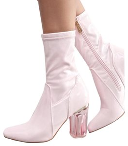 Cape Robbin Baby Pink Boots